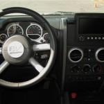 Jeep EV Interior