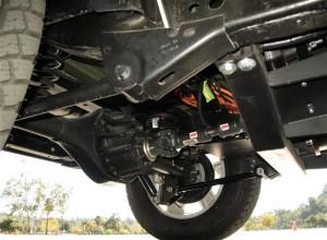Jeep EV Suspension